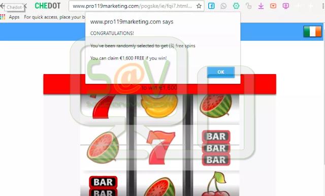 redirecciones a Pro119marketing.com