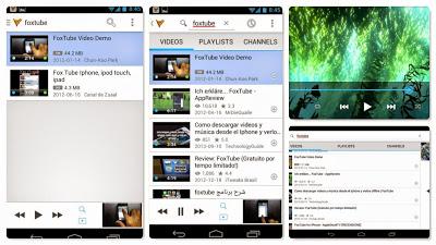Download FoxTube - YouTube Player apk