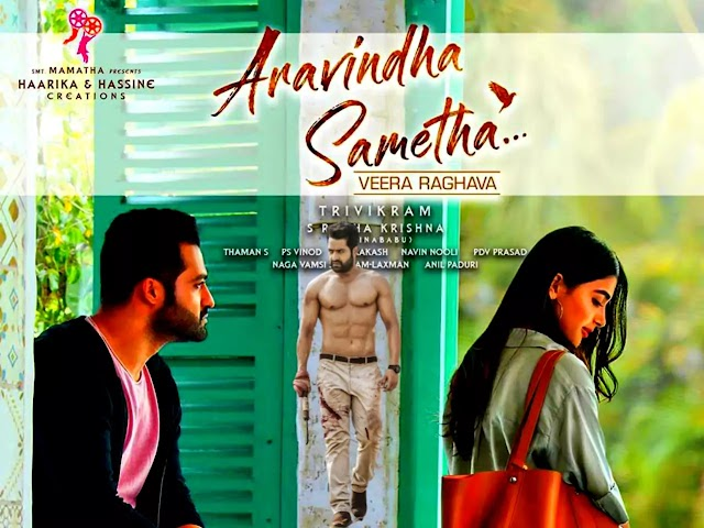 Aravinda Sametha Full HD Hindi Dubbed Movie Download Filmywap Site.