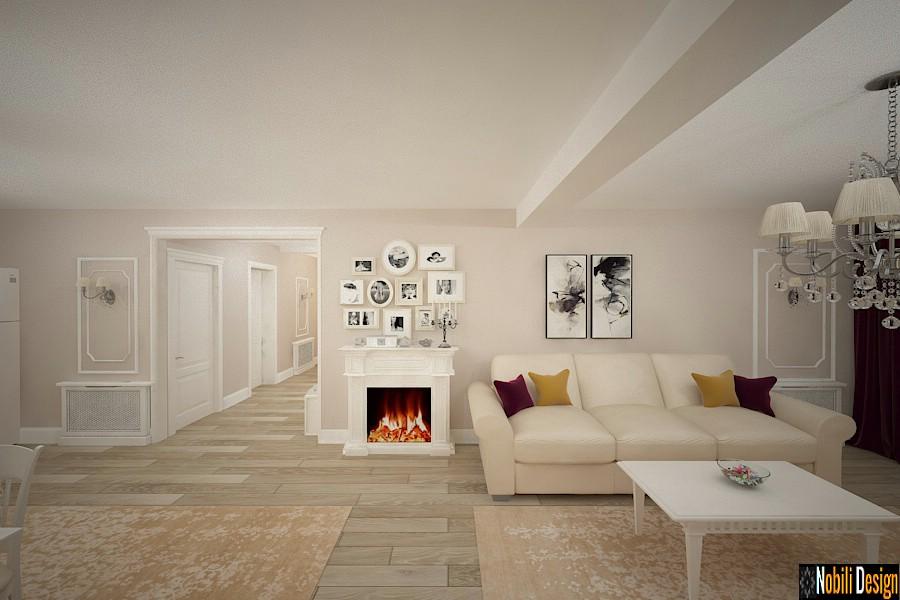 Amenajari interioare clasic modern - Designer interior Bucuresti preturi