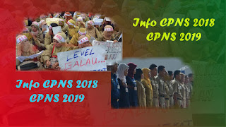 Pendaftaran CPNS 2018-2019 Terbaru