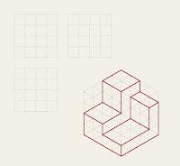 Dibujar vistas principales de un objeto