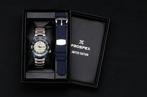 Seiko Limited Edition Prospex Watch,
