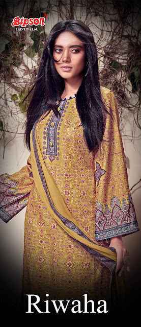 Bipson Riwaha Pashmina Winter Woolen Collection