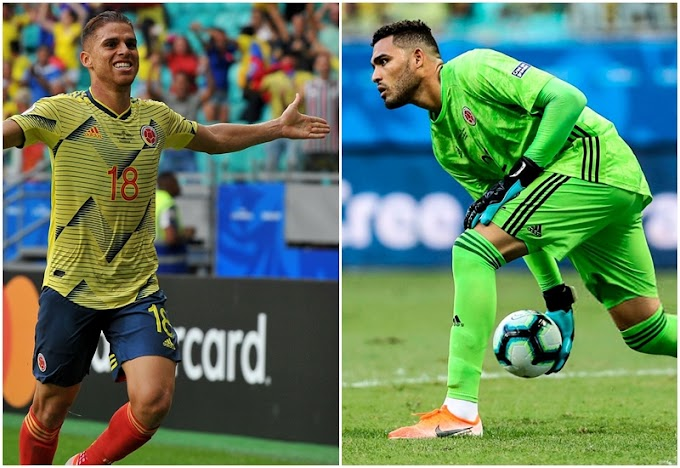 Con Montero como titular, Colombia venció a Paraguay e hizo campaña perfecta en la fase 1 de la Copa América