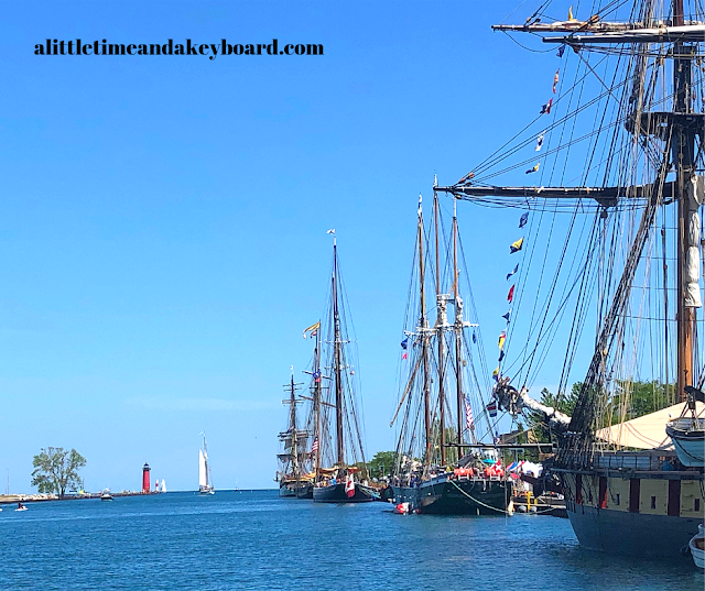 Kenosha Tall Ships adds extra merriment and adventure to the harbor!
