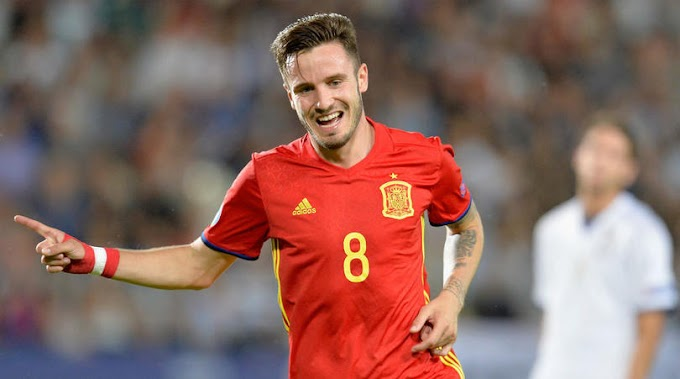 Saul Niguez has no intention of swapping Atleti for Barcelona