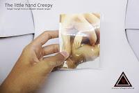 Jual The Little Hand Creepy Magic