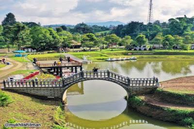 Wisata Taman Lembah Dewata Lembang