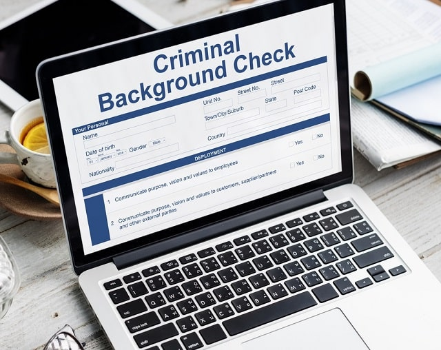 importance criminal history checks recruiting staff background check employees