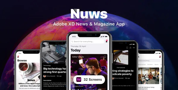 Best News & Magazine App