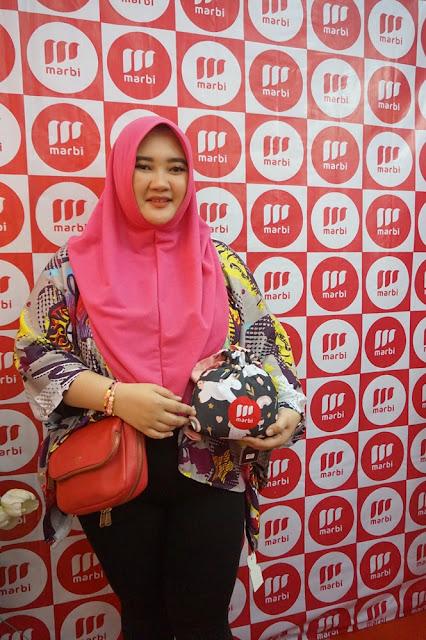 pemilik hijab instan marbi gresik hilma arbiatul faizah
