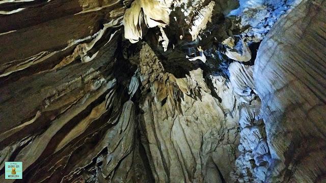 Lang's Cave en Parque Nacional del Gunung Mulu (Borneo, Malaysia)