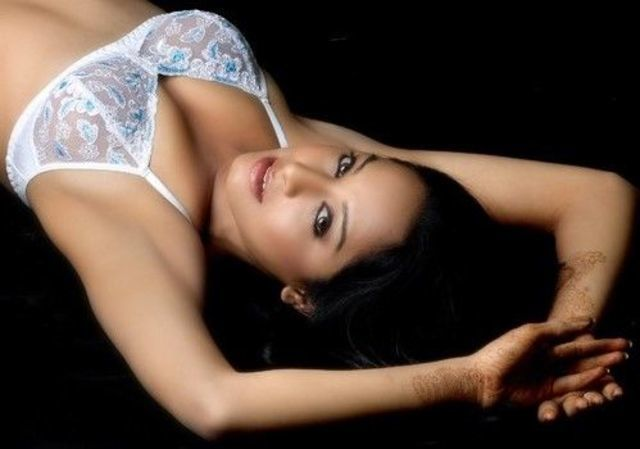 Ansha Sayed Nude Pics