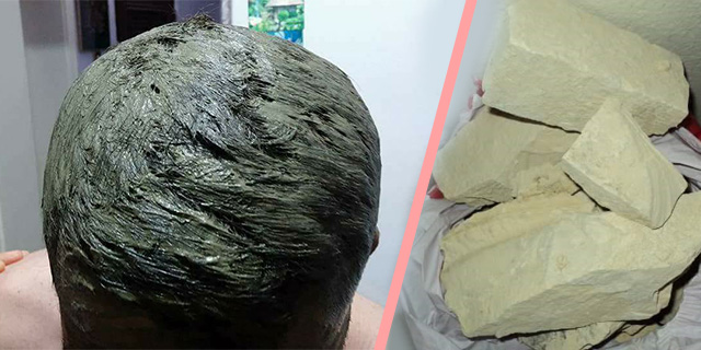 kil maskesi saça uygulama, kil maskesi saça nasıl sürülür, kil maskesi ve saç çıkarma - www.kahvekafe.net