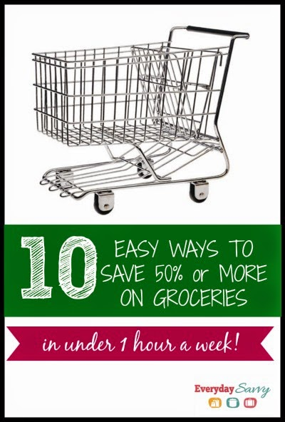Easy Ways to Save Money Groceries – Learn How To Save On Groceries
