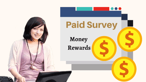 Paid Survey Money Rewards