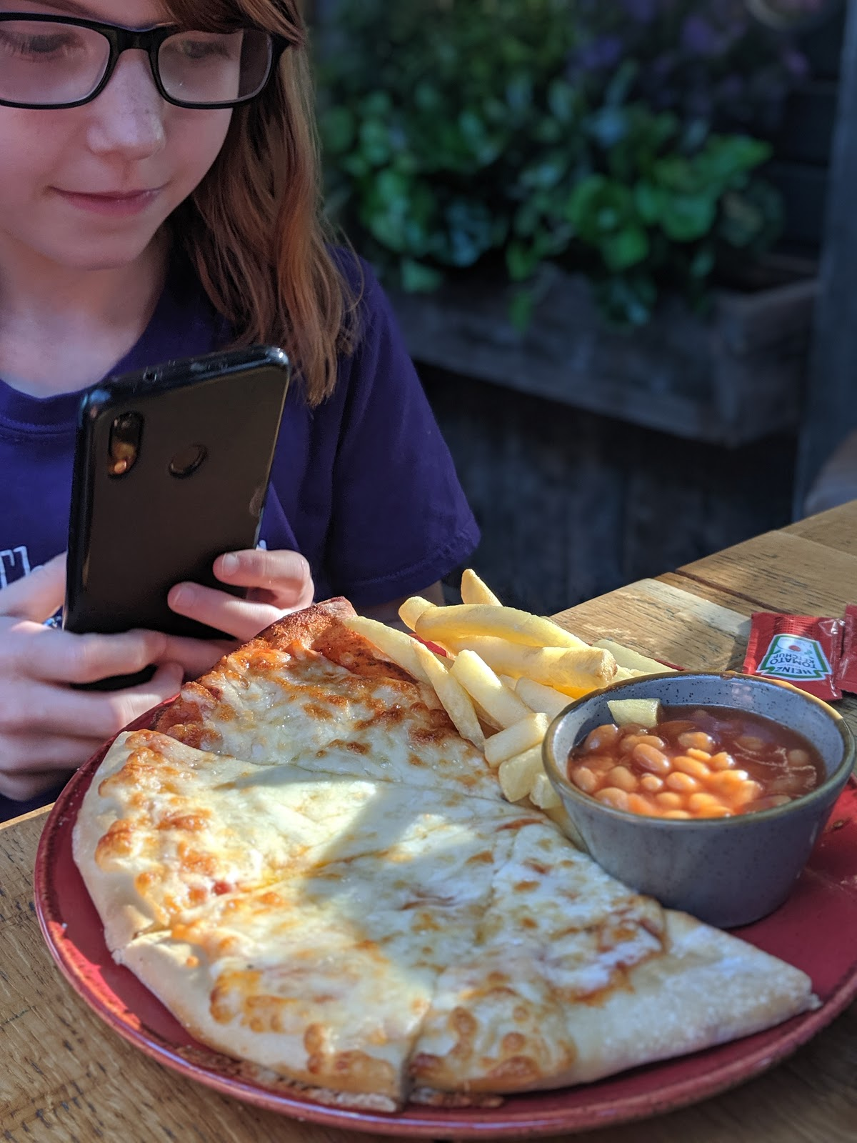 A Weekend Exploring Seaham Beach & Durham's Heritage Coast - Seaton Lane Inn - kids pizza