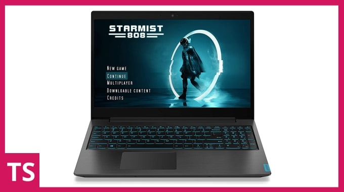 Lenovo IdeaPad L340 gaming laptop under Rs 50,000 in India.