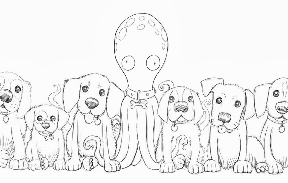 The Octopuppy: CUTE PUPPIES