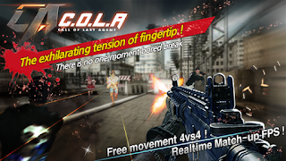 Call Of Last Agent FPS Mod APK High Damage