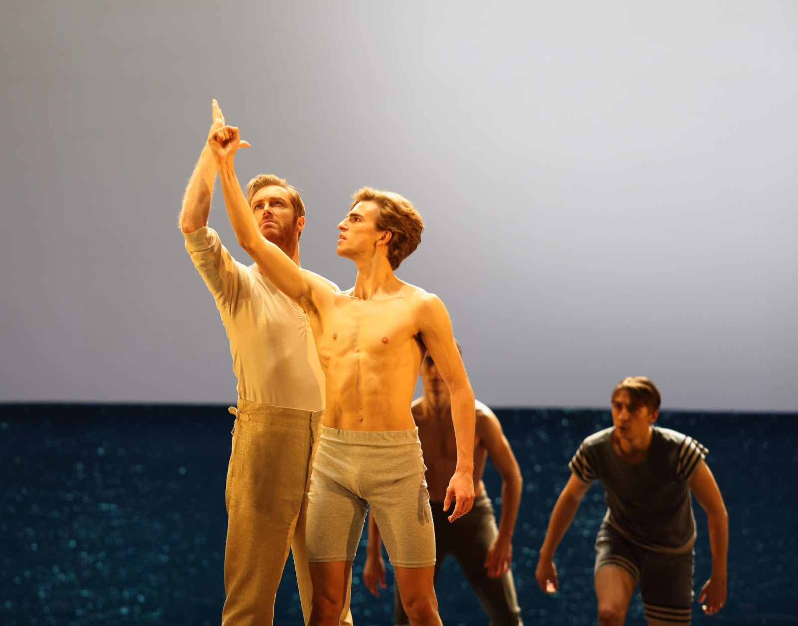 Britten: Death in Venice -  Tim Mead, Leo Dixon - Royal Opera ((c) ROH 2019 photographed by Catherine Ashmore)