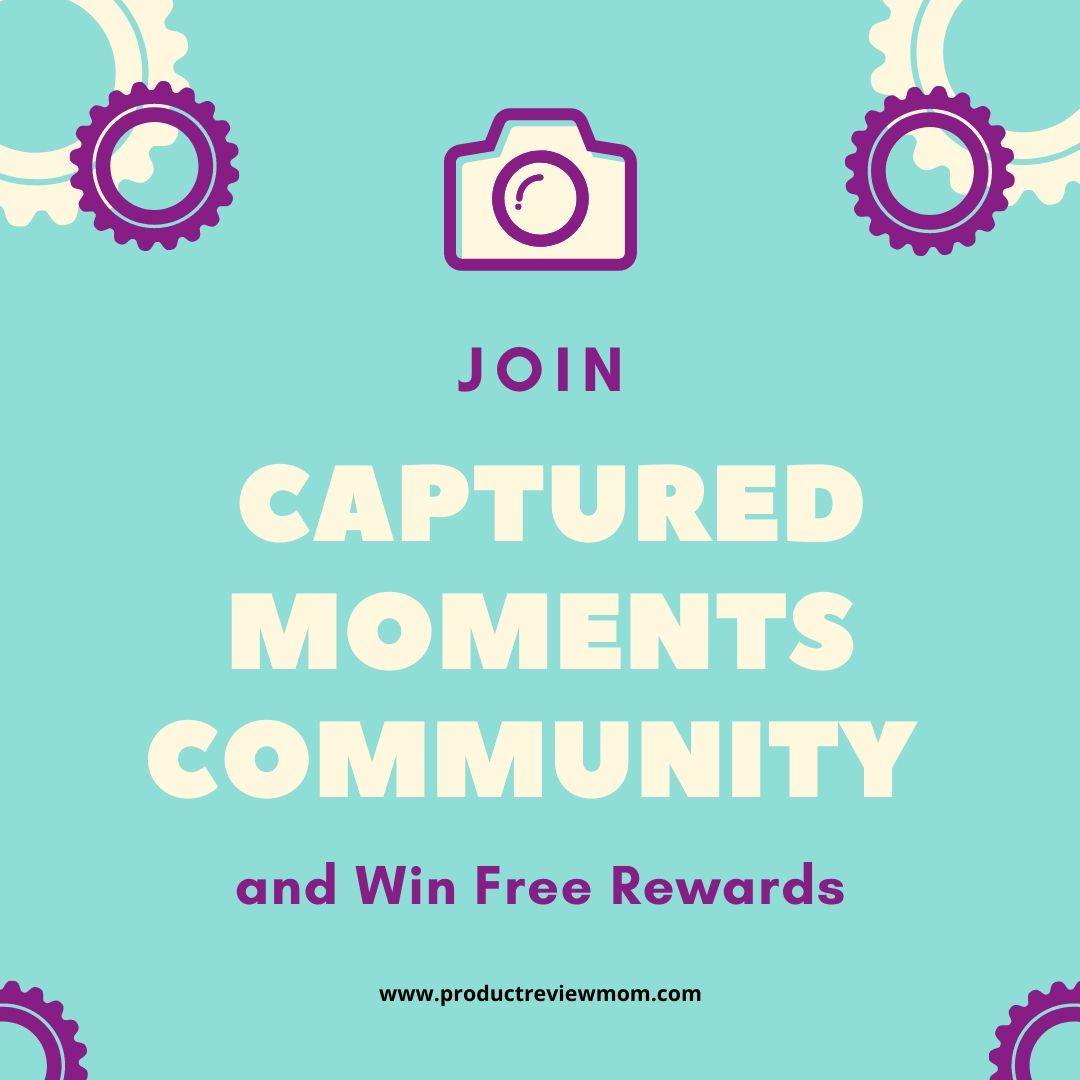 Join Captured Moments Community and Win Free Rewards