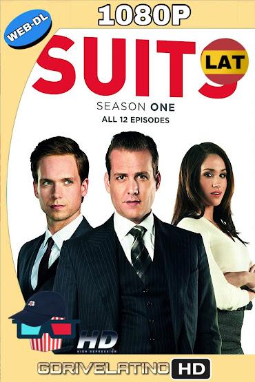 Suits Temporada 01 NF WEB-DL 1080p Latino-Ingles MKV