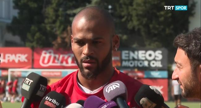 Marcao: Galatasaray için açiklamalarda bulundu