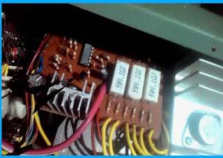 Penyakit Power Supply RTVC