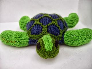 Yünden Kaplumbağa Örme