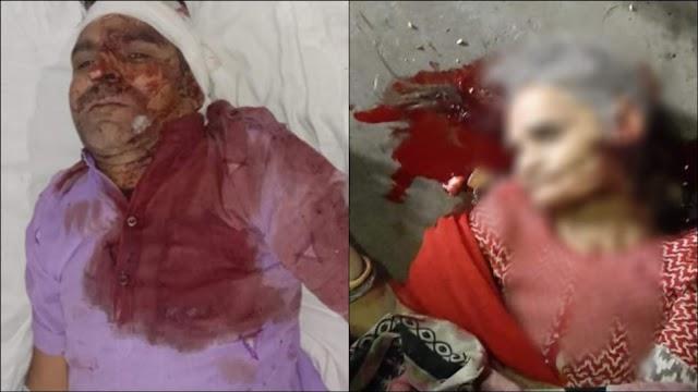 काम करने के लिए कहा तो दादी की हत्या कर दी व चाचा को  किया घायल | Kaam krne ke liye kaha to dadi ko hatya kr di