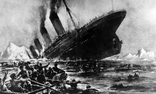 Fakta Unik Dibalik Tenggelamnya Kapal Titanic