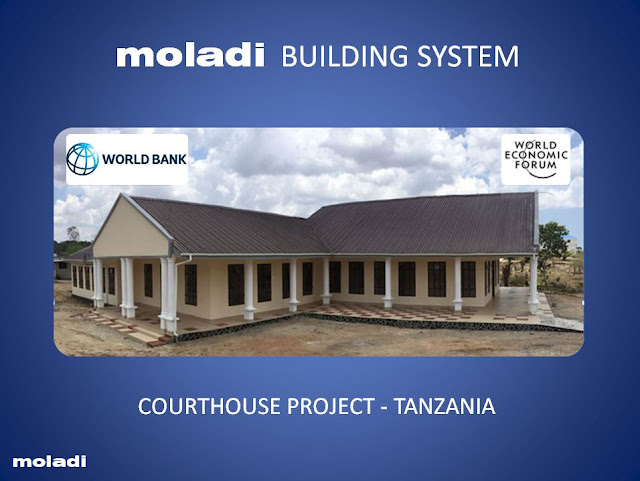 moladi - Tanzania Court Buildings