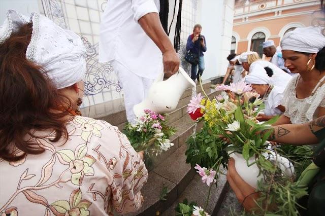 Centro Histórico celebra a igualdade racial com a Festa do Rosário