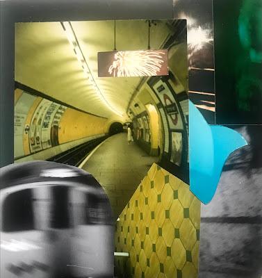 Helen Birch photo collage