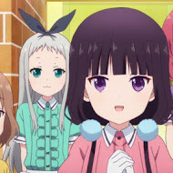 Blend S Episode 12 END Subtitle Indonesia