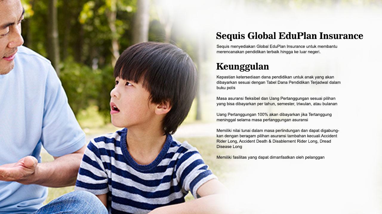 Sequis Global EduPlan Insurance