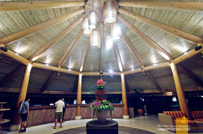 Bluewater Maribago Beach Resort Cebu Lobby