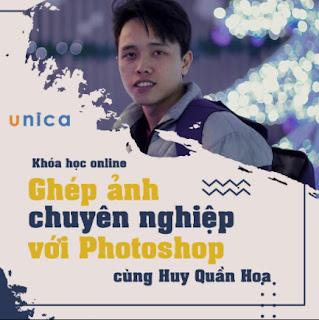Khóa học THIẾT KẾ - ĐỒ HỌA - Ghép ảnh chuyên nghiệp với Photoshop- Mai Xuân Huy ebook PDF EPUB AWZ3 PRC MOBI