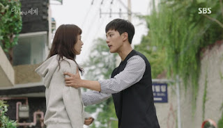 Sinopsis Reunited Worlds Episode 35