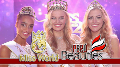 Miss World Slovakia 2018