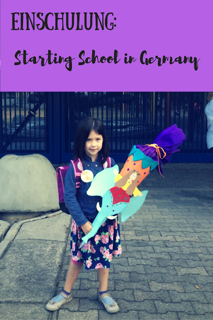 Einshulung: Back to school traditions in Germany