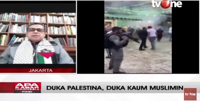 Dianggap Sudutkan Pemuda Palestina, Netizen Ungkapkan Kekesalan kepada Babe Haikal