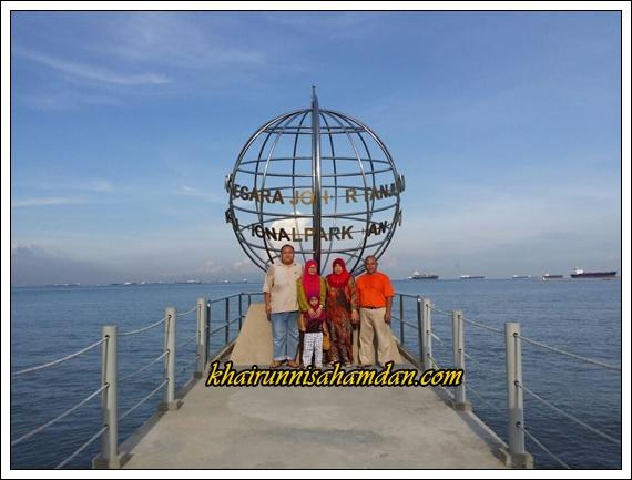Tempat Menarik di Johor|Taman Negara Tanjung Piai Pontian- Penghujung Benua Asia