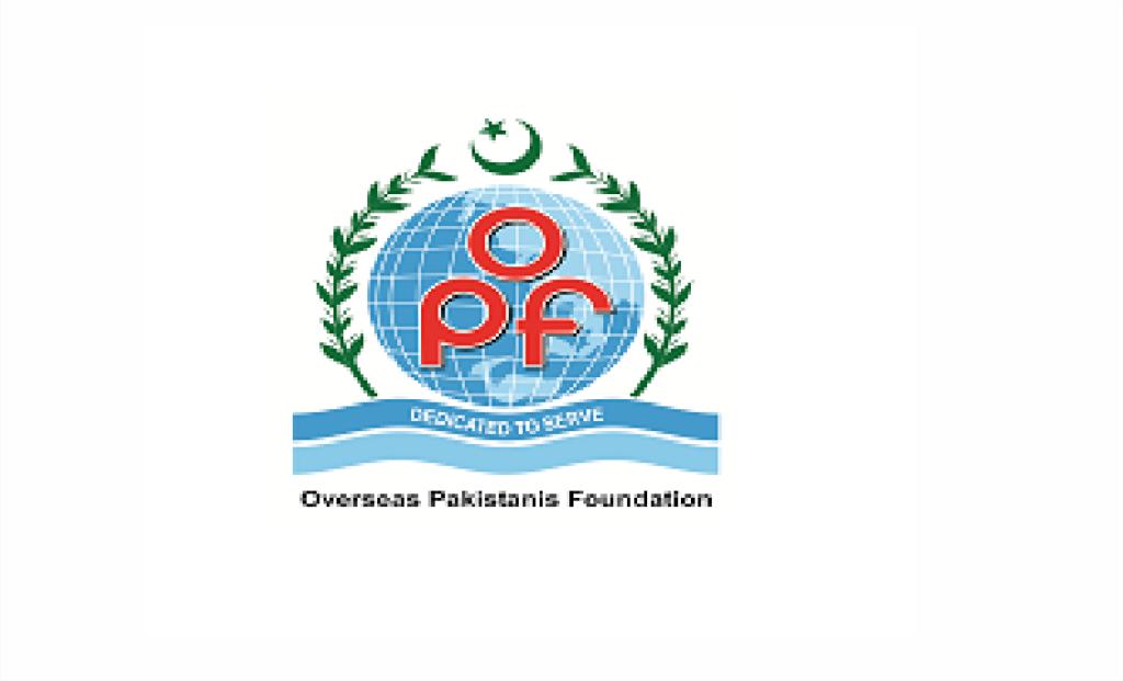 Overseas Pakistanis Foundation OPF Jobs 2021 – www.opf.org.pk