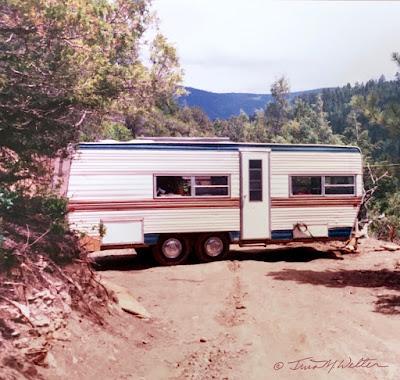 1972 Prowler RV trailer, photo ©1997 TinaMWelter