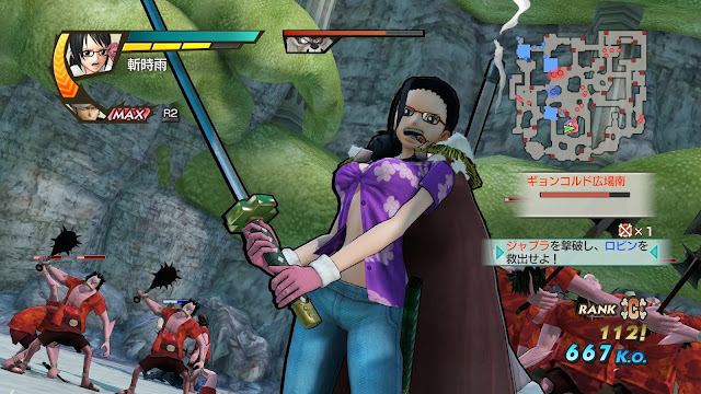 Download One Piece Warriors 3 Game For Torrent