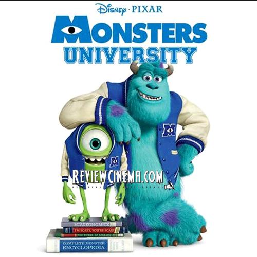 Review Cinema Monsters University 2013