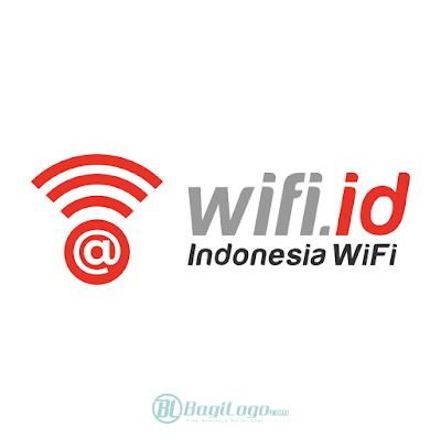 wifi.id Logo Vector